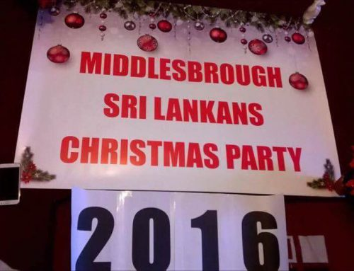 """Christmas Get Together Sri Lankan community in Teesside"" at 25 December 2016, contributed by BITB Solutions Ltd"